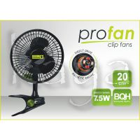 Ventilateur Clip Fan 20cm Highpro
