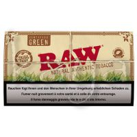 Raw Certified Green Bio Tobacco 25gr