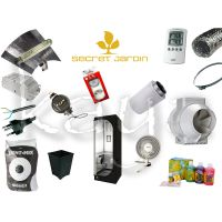 Kit  Secret Jardin Dark Room 60