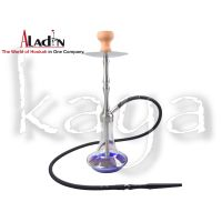 Aladin Shisha MVP Rocket Shiny Bottom Blue 53cm