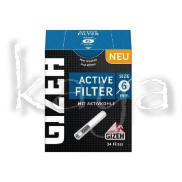 Gizeh Active Filter 34pces