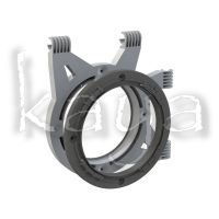Secret Jardin Ducting Flange 16mm 4.0