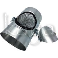 Odours Control Duct 125mm