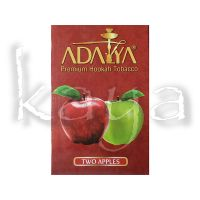 Adalya Tabac Two Apple 50gr