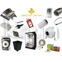 Kit Secret Jardin Dark Street 120 V4.0
