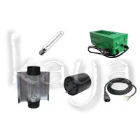 Kit Cool Tube HPS Pure-Light croissance/floraison 400W