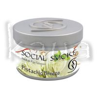 Social Smoke Pistacchio Breeze 100gr