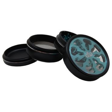 Grinder GG Tornado Window Green 63mm