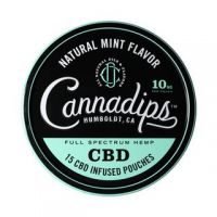 Cannadips Natural Mint Flavour