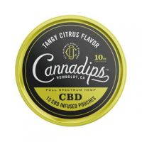 Cannadips Cannadips Tangy Citrus Flavour