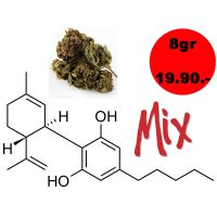 VIP Weed Mix CBD (Hanf legal) 8gr