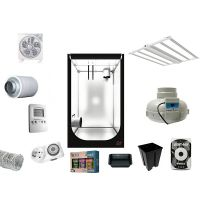 Kit Pure Led 645 Hydro Shoot 150