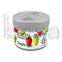 Social Smoke Double Apple 100 gr