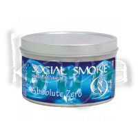Social Smoke Absolut Zero 100gr
