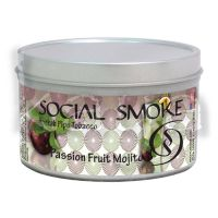 Social Smoke Passion Fruit Mojito 100gr