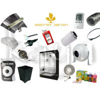 Set Secret Jardin Dark Street 120W