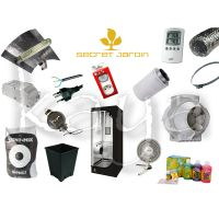 Kit Secret Jardin Dark Street 60