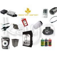 Kit Secret Jardin Dark Room 150