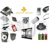 Kit Secret Jardin Dark Room 240W