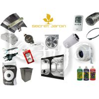 Kit Secret Jardin Dark Room 240 (2400W)