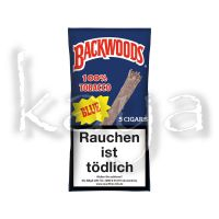 Backwood Blue 5pces